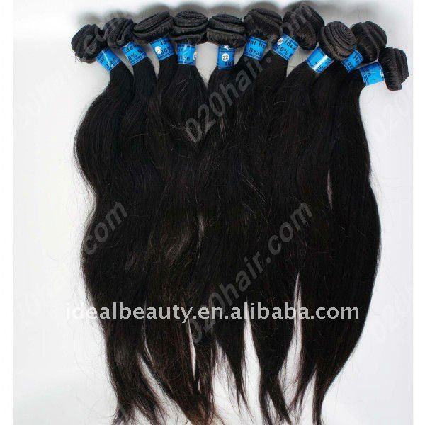 Straight Virgin Brazilian Hair Weave 108