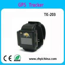 TK203 TK-203 GPS watch auto gps tracker