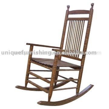 massivholz eiche schaukelstuhl gartenstuhl produkt id. Black Bedroom Furniture Sets. Home Design Ideas