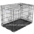 Steel Big Dog Kennel