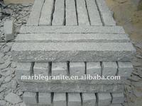 Light Grey Granite Posts