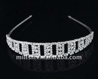 Wholesale Real Diamond Pageant Crowns Tiaras MT-041