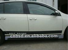 side skirts for 2010-2011 Volkswagen Golf R20 revozport Style