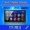 Hot sale autoradio touch screen 2 din 7 inch car dvd players gps/bt