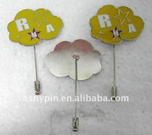 soft enamel tick pins,shirt collar pins,custom design stick pins