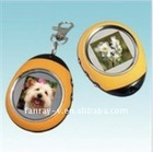 """Hot Selling!! Fashionable photo viewer toy 1.5 """" key chain digital photo picture frame gift for kits"""