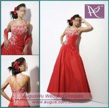 AEM-020 2012 Retro One Shoulder A-Line Evening Gowns