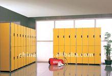 gymnasium locker