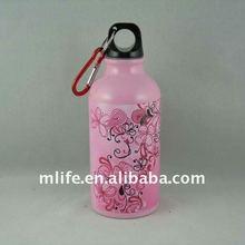 Food grade SGS BPA Free novelty 400ml aluminum bottle