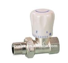 brass radiator valve