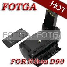 wholesale Fotga multi-power vertical built-in battery pack grip for Nikon D80 D90