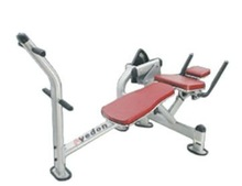 YD-9837 Dual Ab Crunch Machine Commercial Gym Fitness Equipments Body Building Trainer Equipment