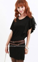 new arrival hot sell women T-shirt for 2012