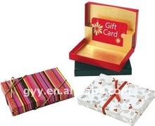 POP UP Gift Card Box