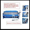 4x2500 máquinas de dobra