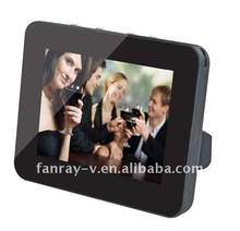 "Hot Selling! 2011 Fashionable gift items for gents 3.5"" advertising video player digital frame"