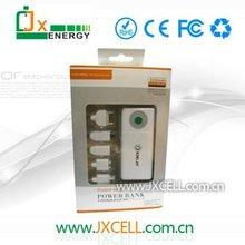 2012 Hot sales 5200mah high capacity power pack battery