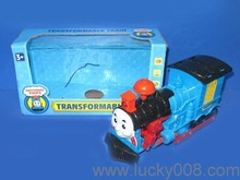 Thomas Transform Train B/O Toy With Music & Light
