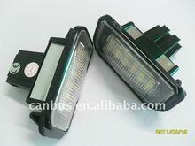 car used led auto lamp licence plate light