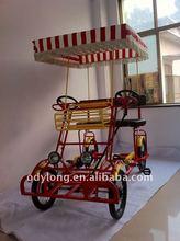 Sightseeing cart,pedal go kart,sandbeach kart F6160