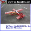 GW Racer Edge540 30CC 75in Gas Powered Balsa ARF RC Airplane B Color