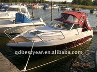 Sport 700 cabin boat