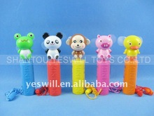 2012 new design Electric mini fan , animal shaped,summer toys