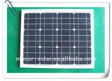 30W New Energy Saving Product Solar Panel MS-MONO-30W