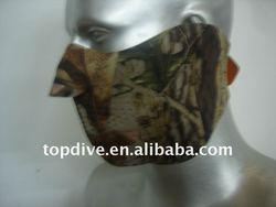 Neoprene face mask
