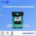 Cartuchos de tinta remanufaturados para impressoras hp deskjet 5740, 6540, 6840, 9800, hp psc 1610, 2355, 2575, hp photosmart 325, 335, c9363w 9