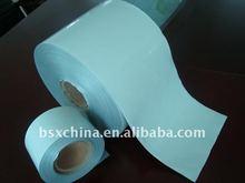 Plastic laminate material