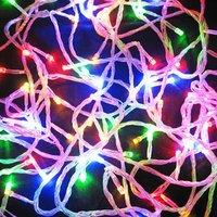 Christmas 70 LED Lighting X Mas Tree Decoration String Lights Window Decor Light