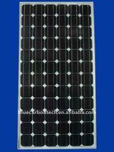 Excellent quality and low price monocrystalline 175W solar panel