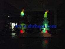 glow in the dark christmas tree