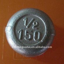 Stainless Steel 304 Thread Round Cap