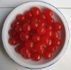 Canned Red Cherry in syrup