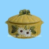 ceramic marmite