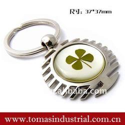 metal key ring key rings fobs for souvenirs