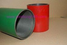 api 5ct drilling pipe fitting couplings/collars/nipple