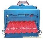 40-256-768 Automatic Glazed Steel Lightweight Roof/Wall Panel Making Machine
