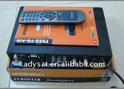 Euro-box EB-9700 Gold+ with RF OUT Expecial for Africa Market OEM