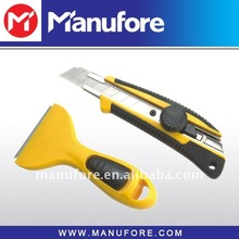 2pcs scraper and knife hand tools set for cutting and cleaning