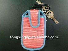 Fashionable neoprene phone sleeve