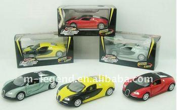 High quality die cast Bugatti