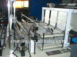 Six Line Automatic Plasstic Bag Sealing Cutting Machine