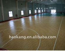 professional Basketball Court sports flooring