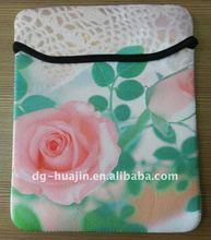 colorful neoprene laptop sleeve bag