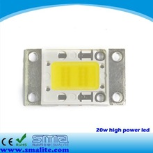 rectangle pure white 20w power led for high bay light