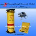 Equipo de prueba industrial portable de la radiografía (tubo de cerámica de la ondulación)