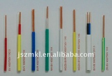 Single core copper conductor PVC insulated flexible power cable